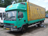 The 1st DAF brand vehicle was bought - the DAF 45