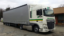 1st DAF XF meeting the requirements EURO 6