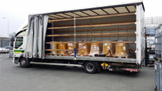 Meeting the requirements for the ADR transport