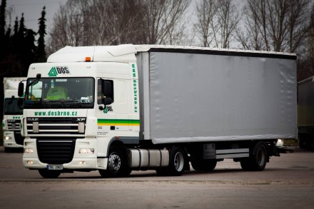 DAF XF  + CITY TRAILER - 1