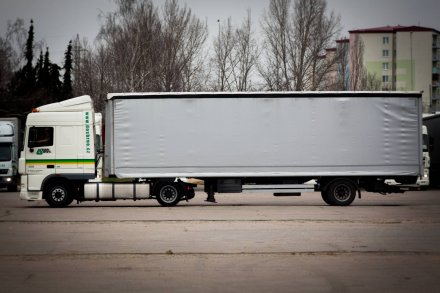 DAF XF  + CITY TRAILER - 2