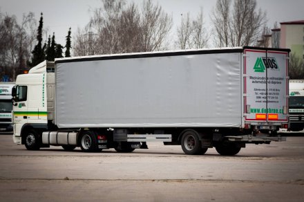 DAF XF  + CITY TRAILER - 3